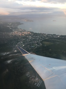 Burlington from air